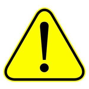26861768-señal-de-atención-con-el-símbolo-de-exclamación-en-blanco-